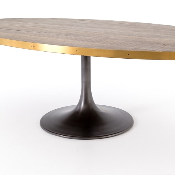 The ...  sc 1 st  The Khazana : oval dining table - amorenlinea.org