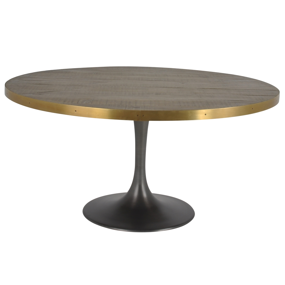 Evans 60 round dining table