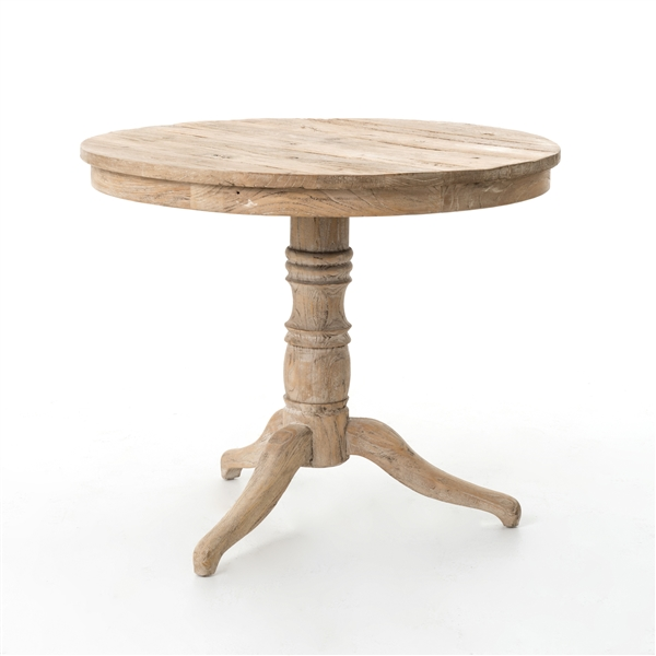 Hughes Round Occasional Table