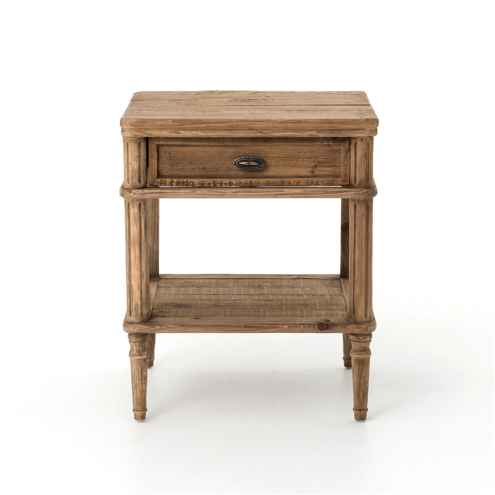 Hughes Annex French Farmhouse Side Table