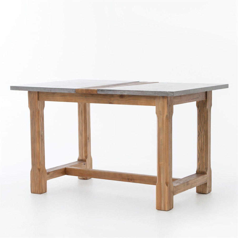 Hughes bluestone farmhouse pub table the khazana home austin hughes bluestone farmhouse pub table geotapseo Image collections
