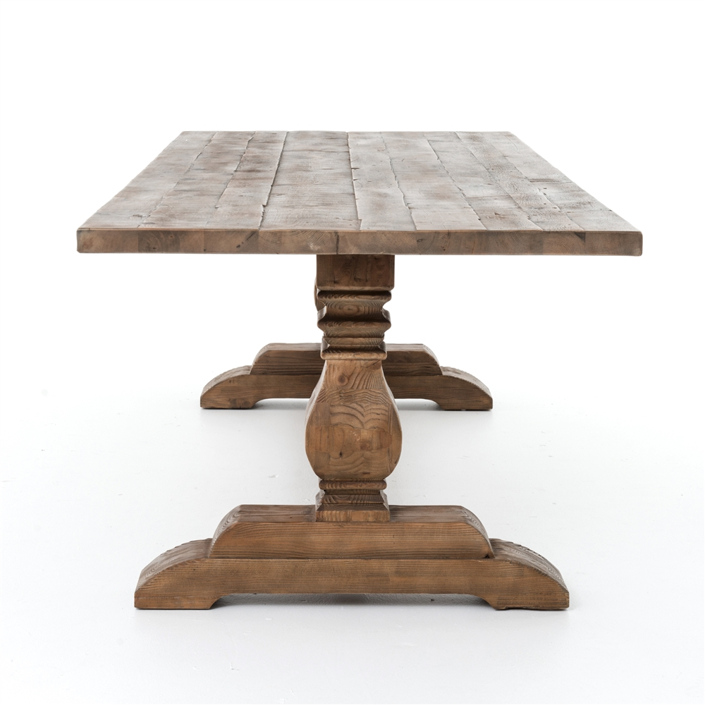 Durham table 110 the khazana home austin furniture store hughes durham dining table geotapseo Images