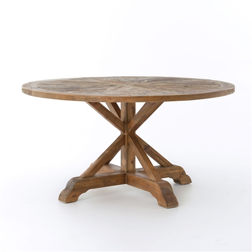 Hughes Opio Round Dining Table