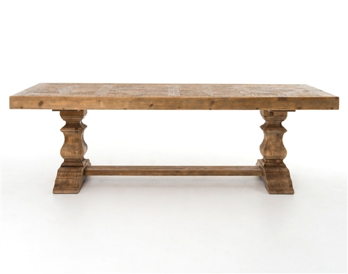 "Hughes Castle 98"" Dining Table"