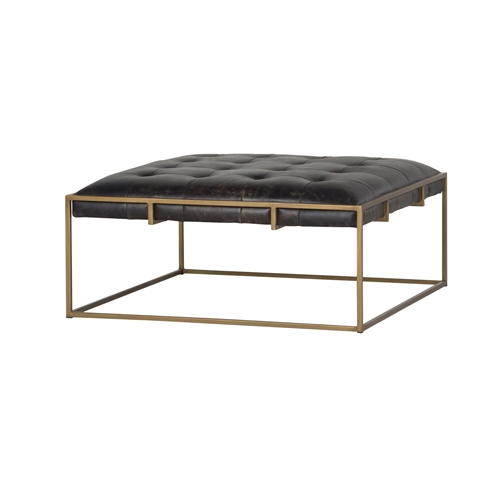 Irondale Oxford Square Coffee Table
