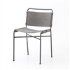 Irondale Wharton Dining Chair in Stonewash Grey