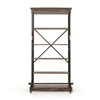 Irondale Braxton Single Bookcase