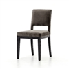 Irondale Sara Dining Chair in Distressed Brown