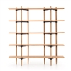 Holmes Bookshelf, Four Hands Home