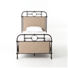 Irondale Berkley Metal Twin Bed