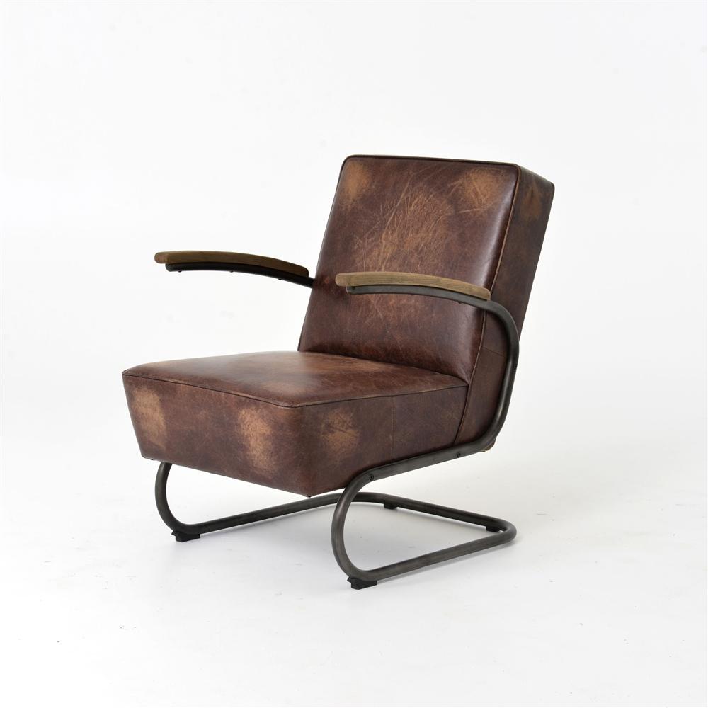 Merveilleux Irondale Miles Club Chair In Havana
