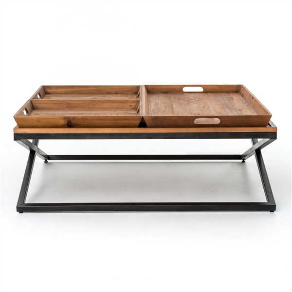 Irondale Jax Square Coffee Table