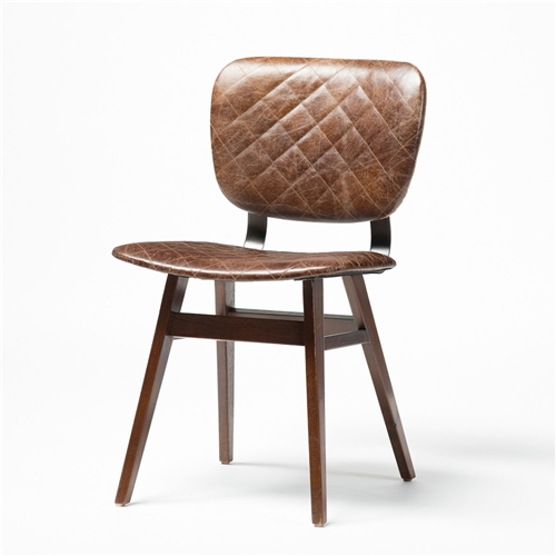 Irondale Sloan Dining Chair-Havana