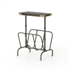 Irondale Bosco Magazine Rack