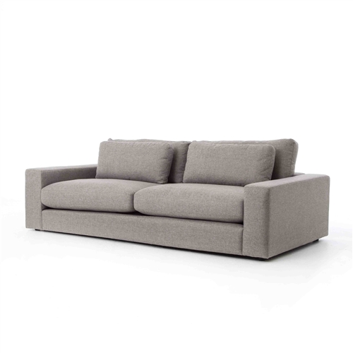 "Kensington Bloor Sofa 98"" in Chess Pewter"