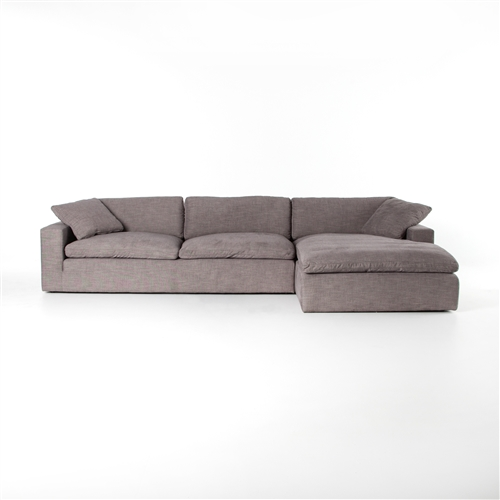 Kensington Plume Two-Piece Sectional 106""