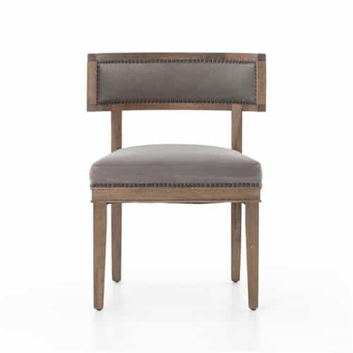 Kensington Carter Dining Chair-Dark Moon Canvas