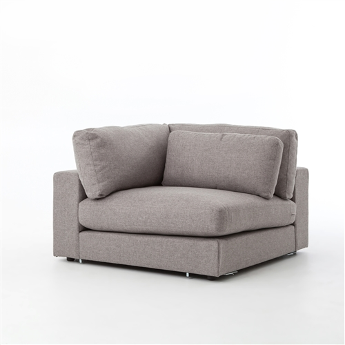 Kensington Bloor Sectional Corner in Chess Pewter