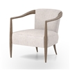 Kensington Atwater Chair in Axis Stone