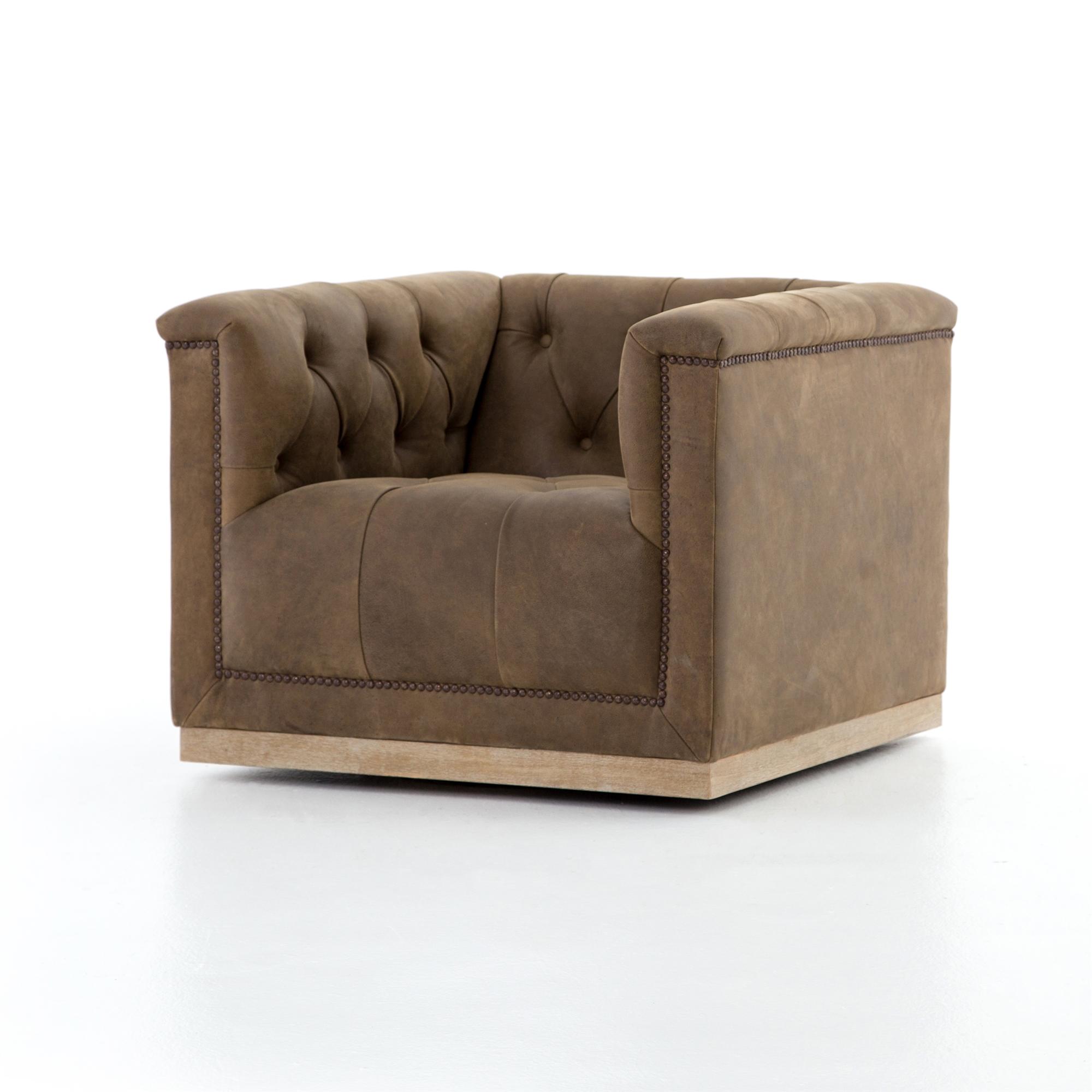 Maxx Swivel Chair-The Khazana Home Austin Furniture Store