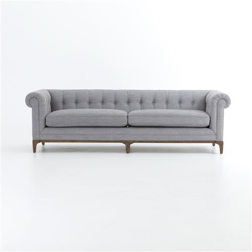 Kensington Griffon Sofa in Lake Pewter