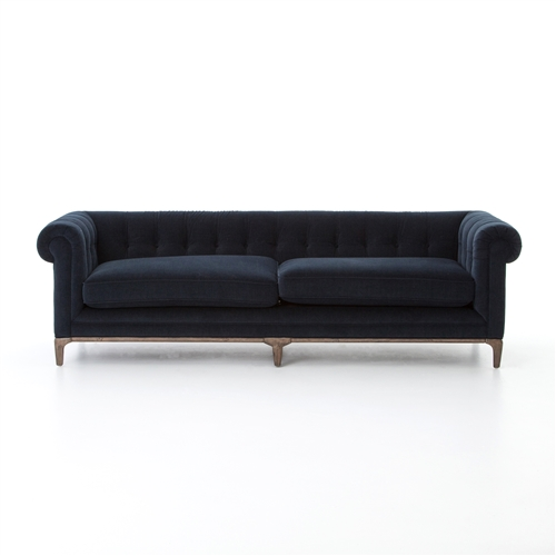 Kensington Griffon Sofa in Navy