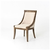 Metro Florence Dining Chair-Bespoke Natural