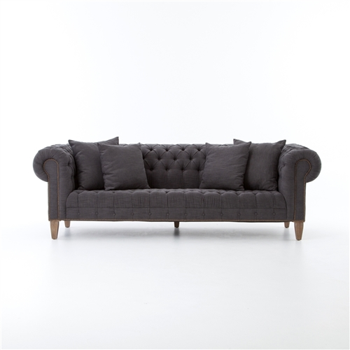 Theory Deep Chesterfield Sofa