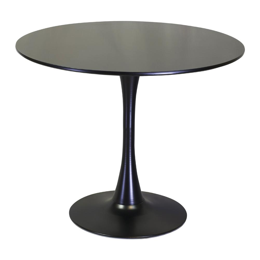 Amazing Saarinen Style Black Tulip Table ...