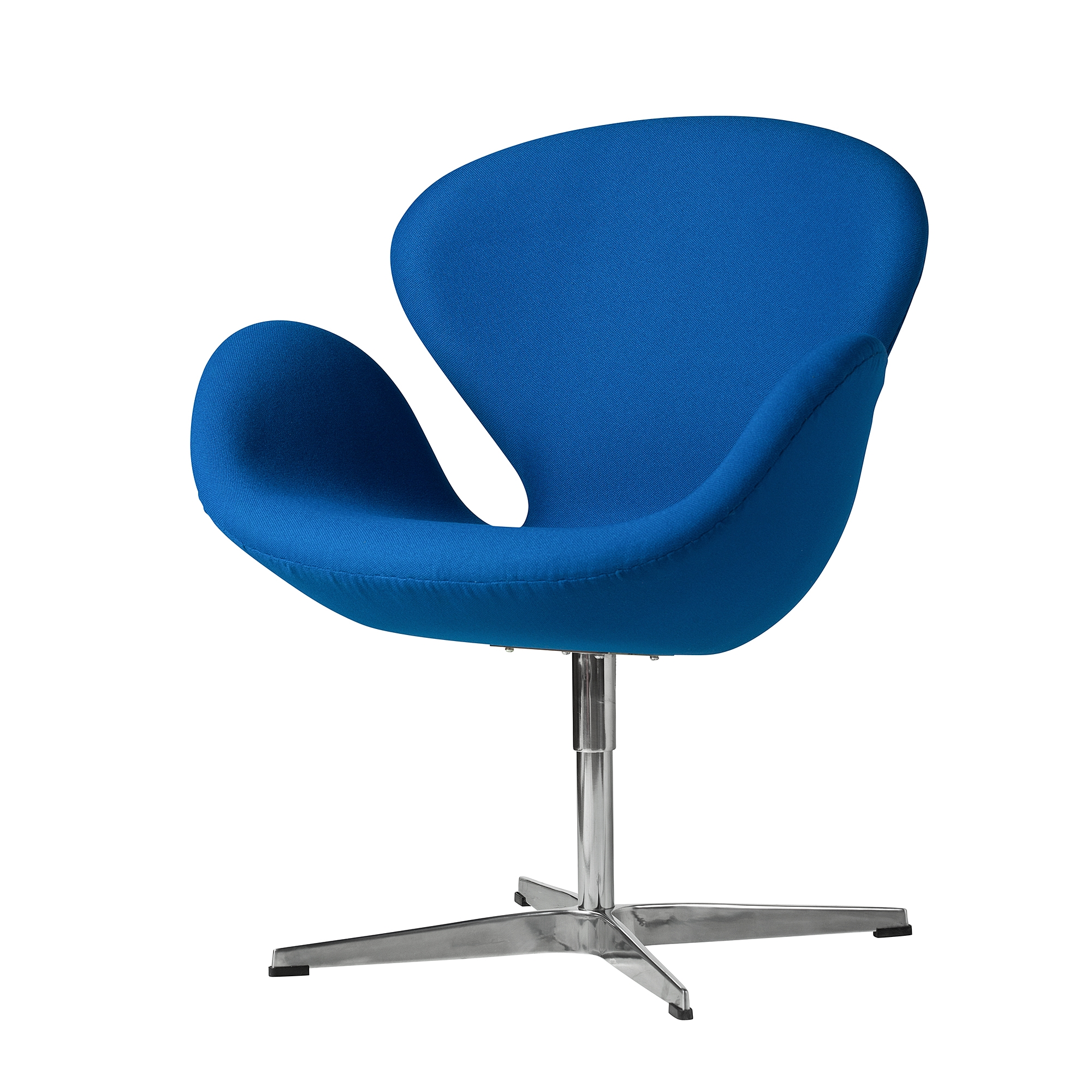 Swan Chair In Blue