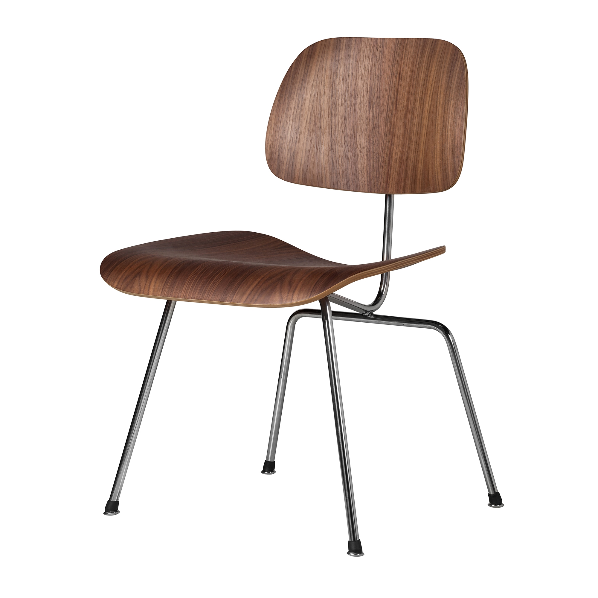 Charles Eames Style Molded Plywood Dining Chair  sc 1 st  The Khazana & Eames Style Molded Plywood Dining Chair The Khazana Home Austin ...