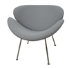 Slice Chair - Light Grey