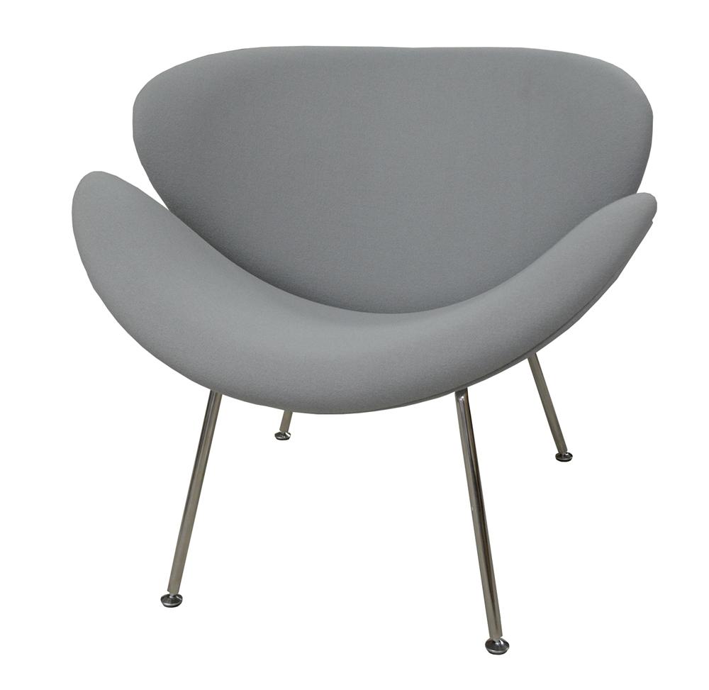 Slice Chair   Light Grey