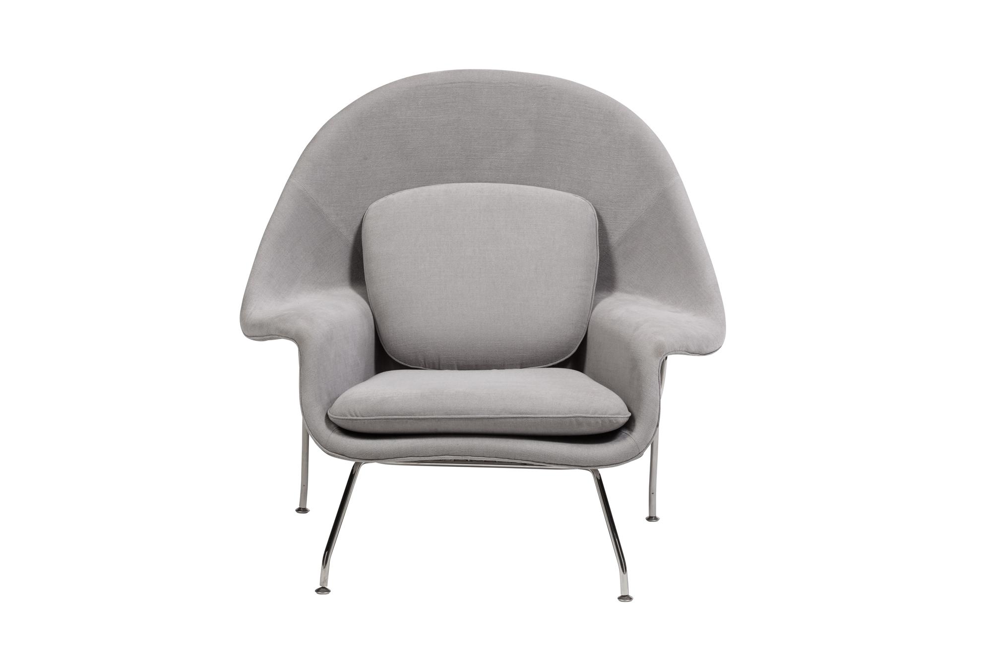 Outstanding Womb Inspired Chair Light Grey Inzonedesignstudio Interior Chair Design Inzonedesignstudiocom