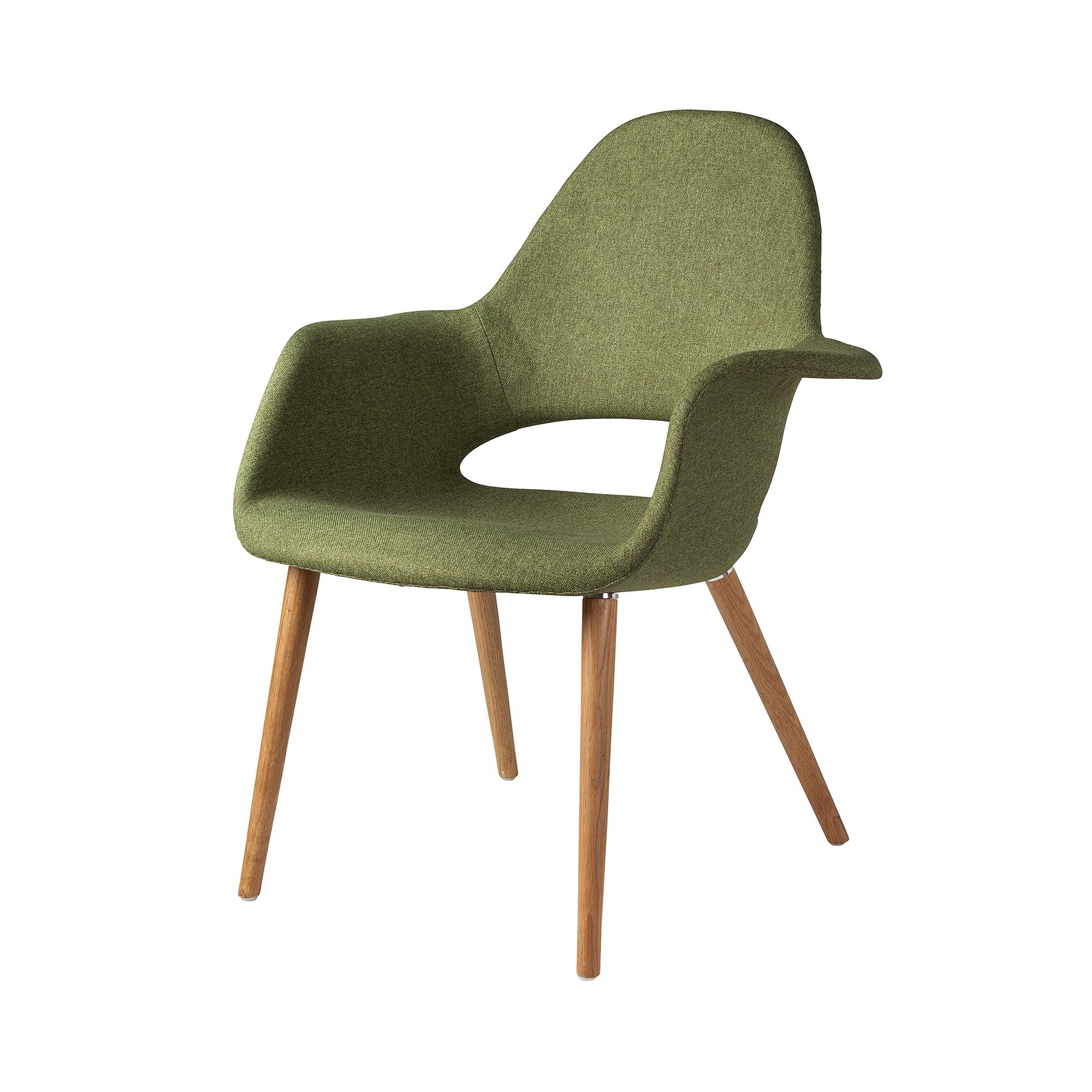 saarinen organic chair. Organic Chair Reproduction - Green Saarinen E