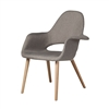 Organic Chair Reproduction - Grey