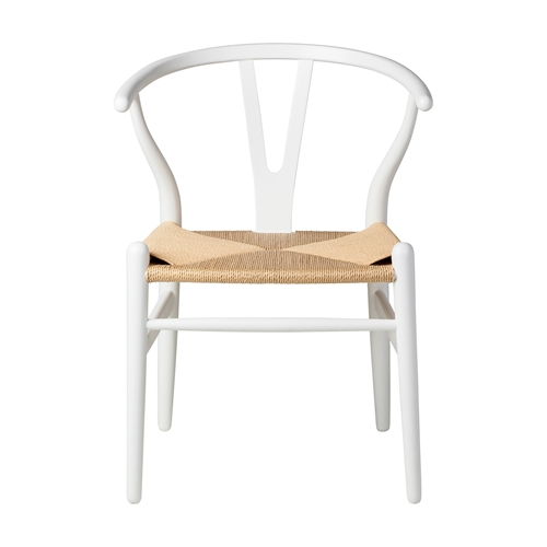 Wishbone Side Chair White