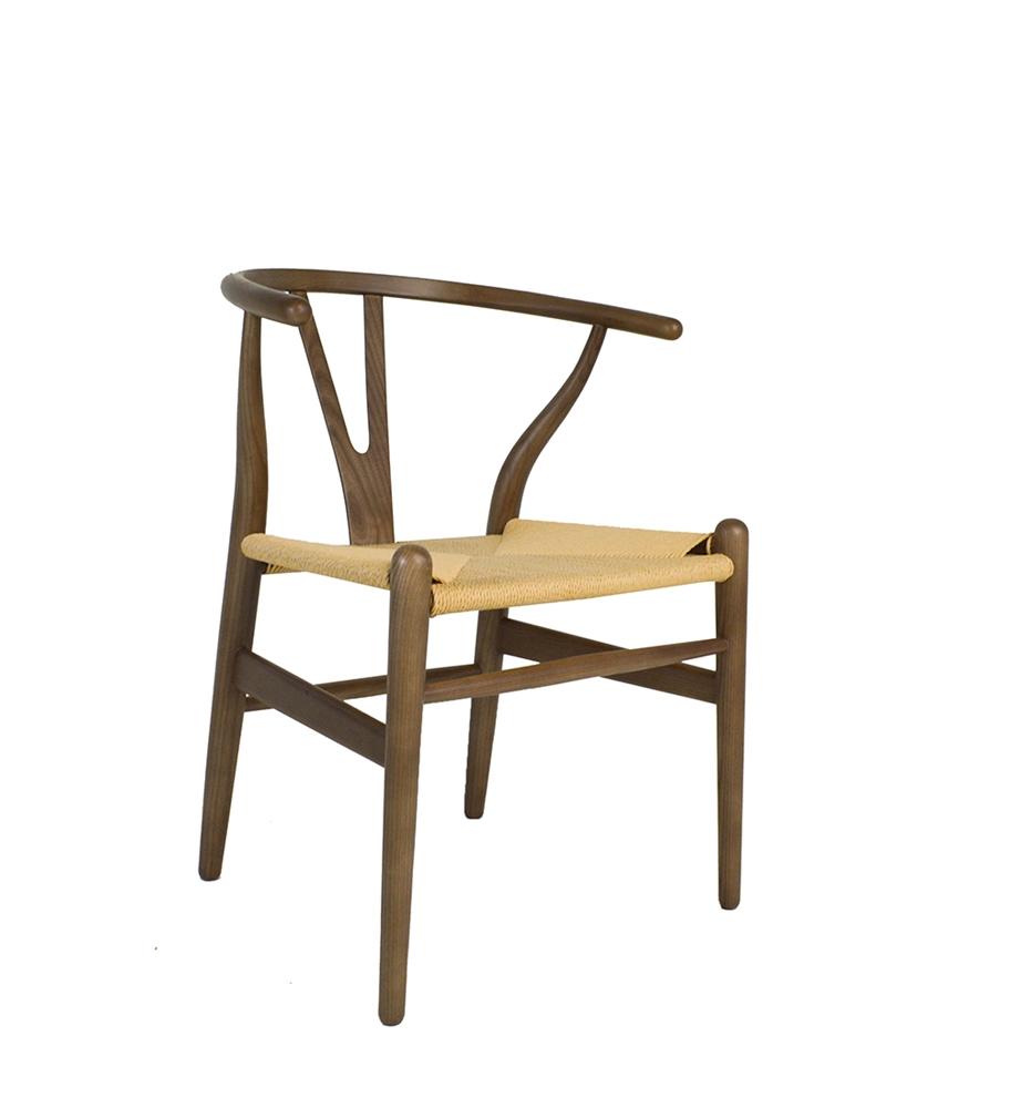 Etonnant Wishbone Side Chair   Natural