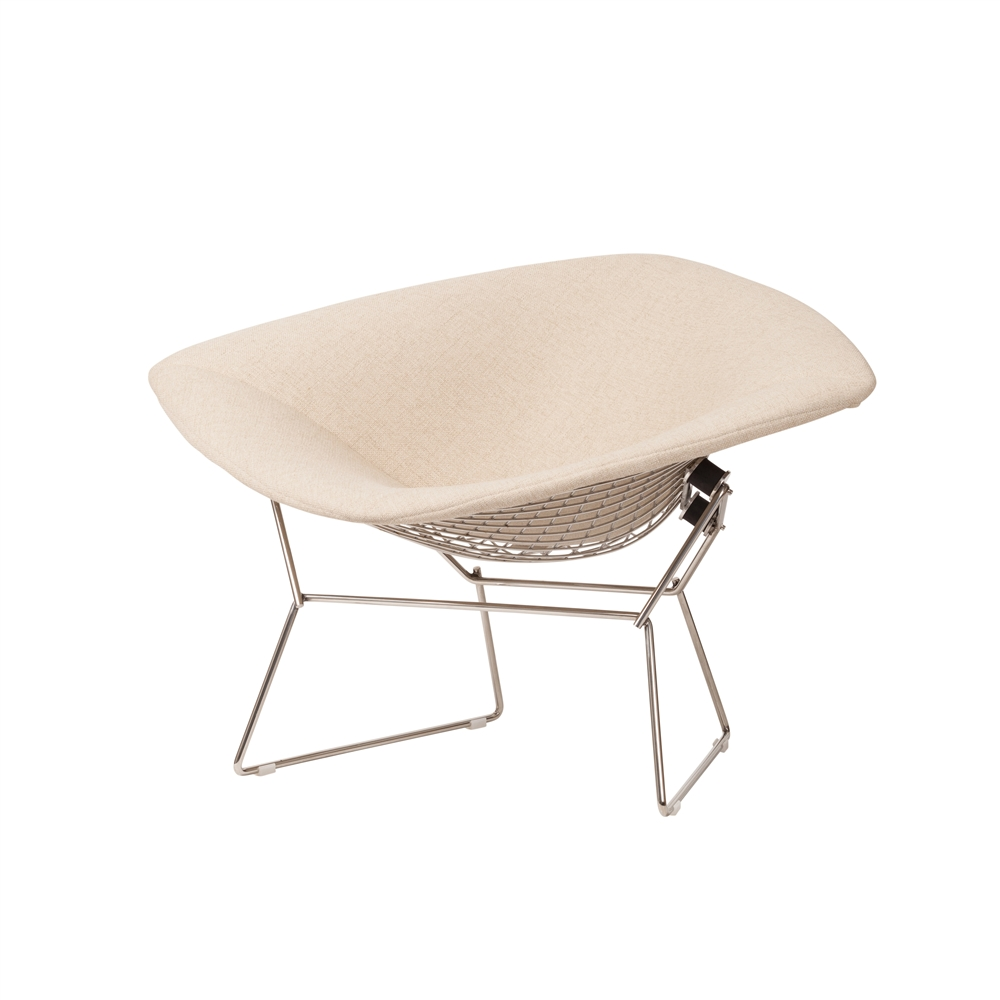 Bertoia Upholstered Wire Diamond Chair