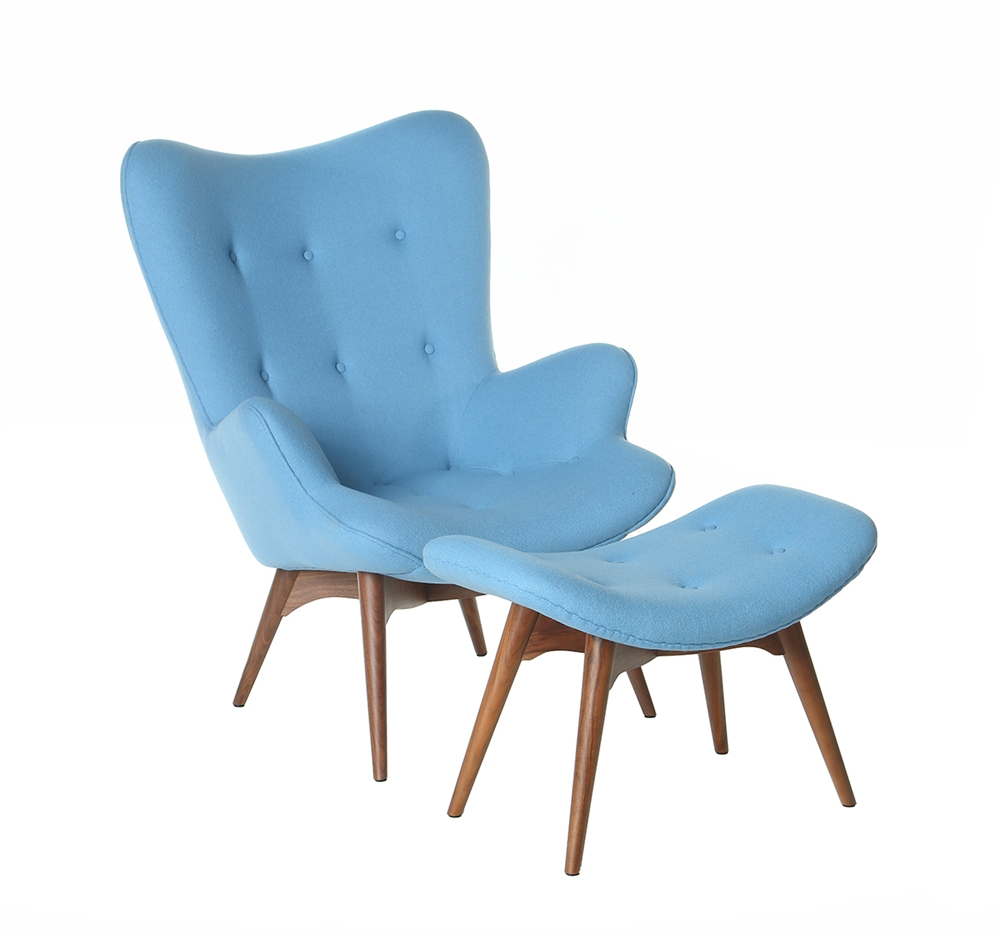 Featherston Style Contour Chair