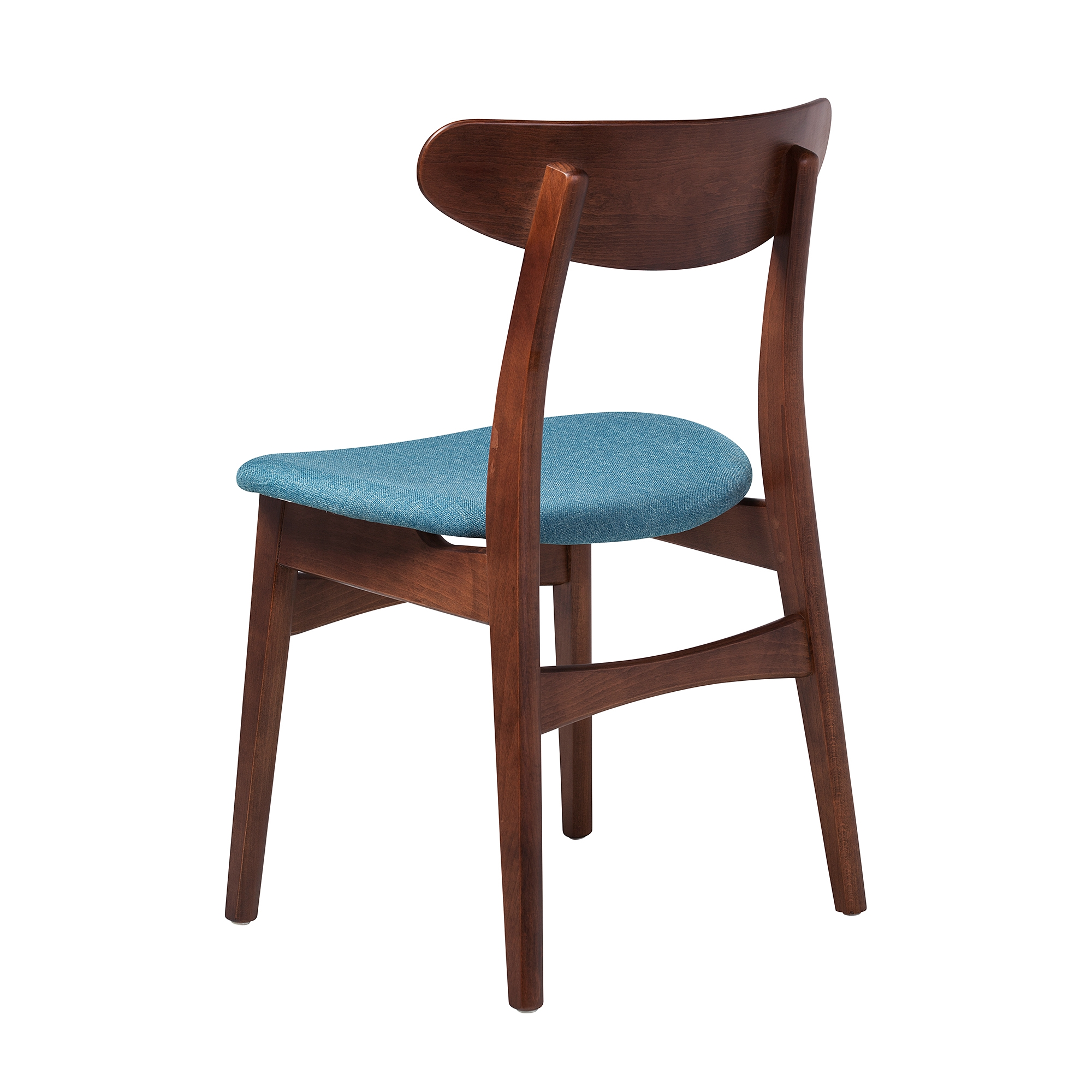 Wegner Style Buhl Side Chair