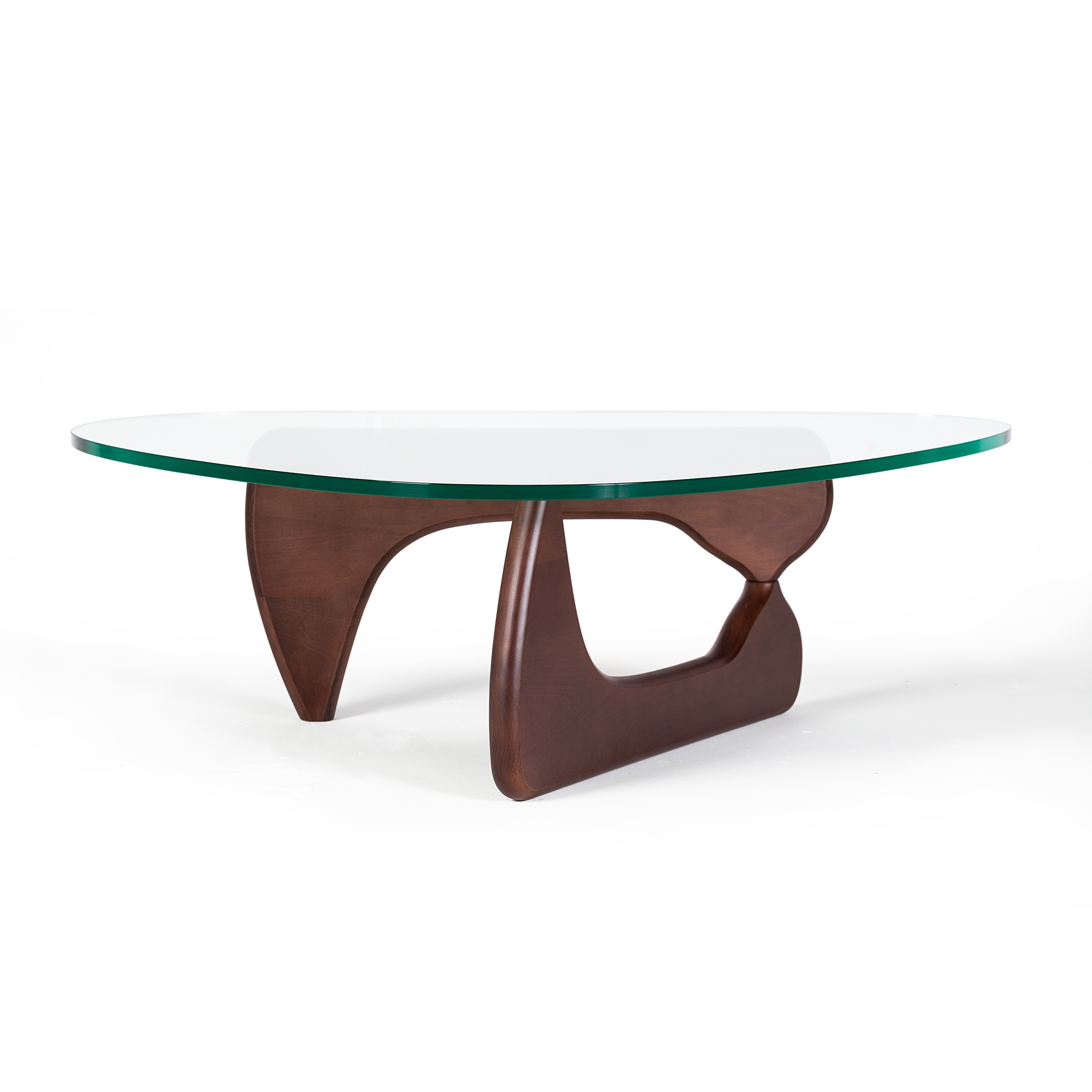 Beautiful Noguchi Coffee Table Inspired By Noguchi, Isamu · Larger Photo Email A  Friend