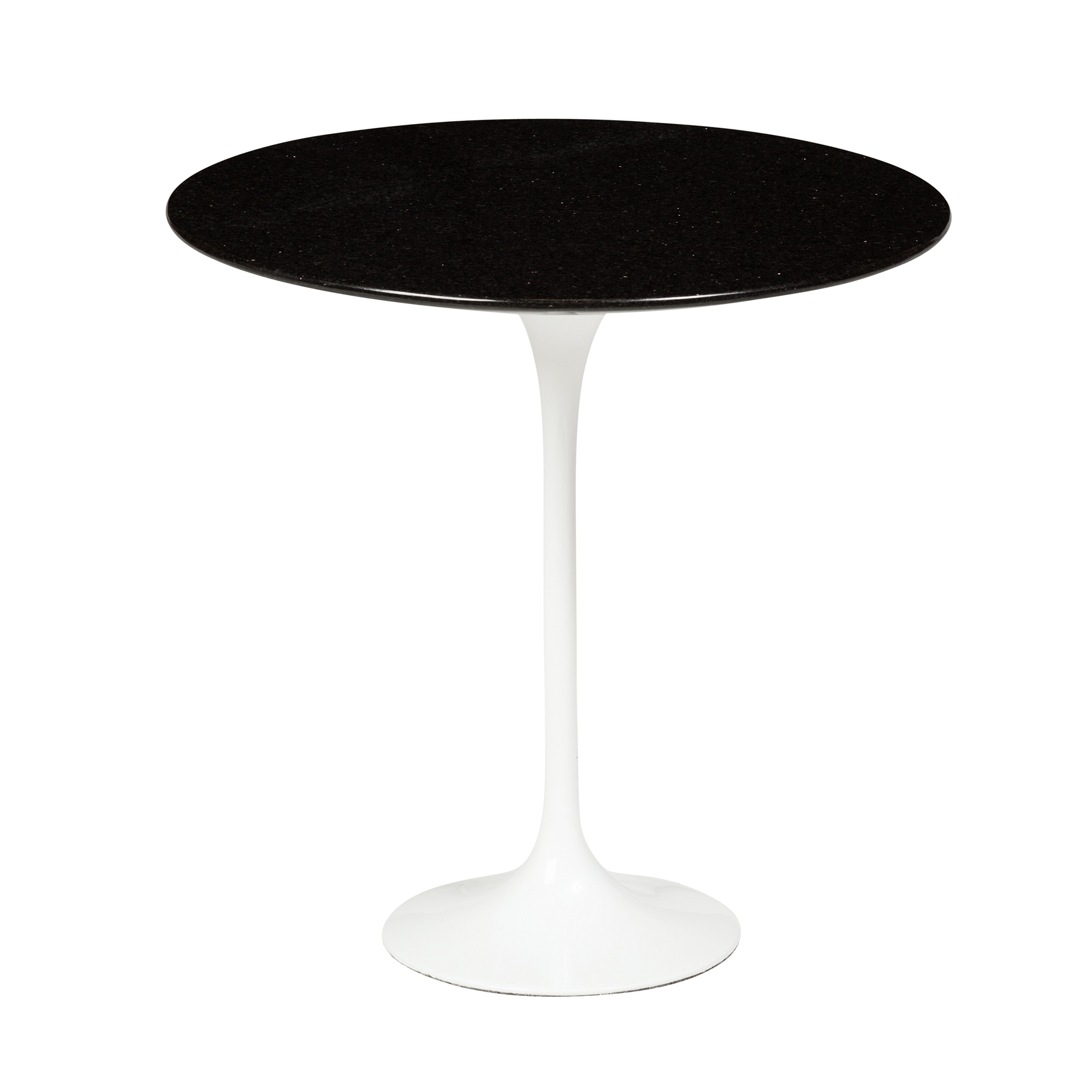 Genial Saarinen Style Tulip Granite Side Table