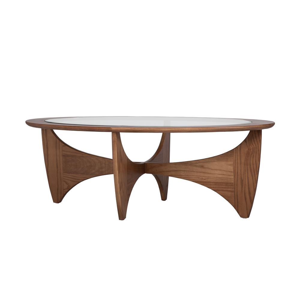 Holden Walnut Coffee Table
