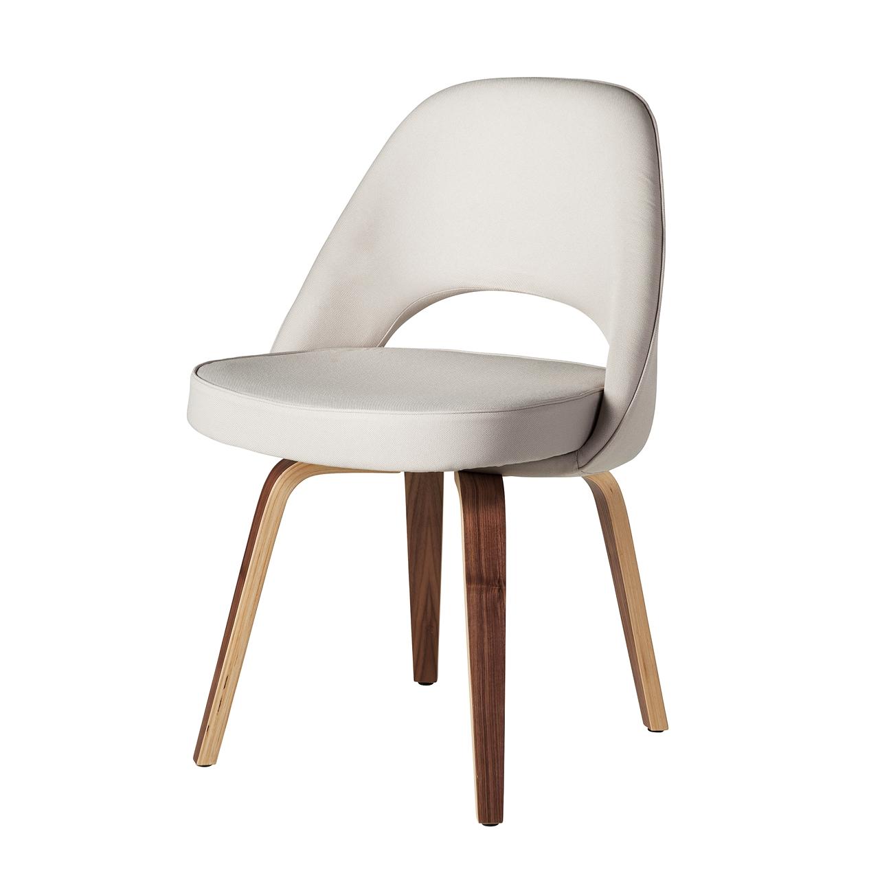 Saarinen Inspired Executive Side Chair