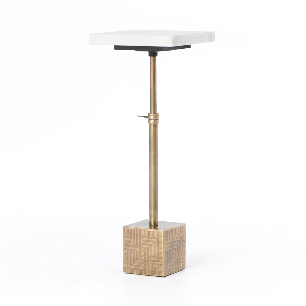 Asher Sirius Adjustable Accent Table, The Khazana Home Austin Furniture Store