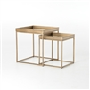 Asher Nesting Nightstands, Set of 2