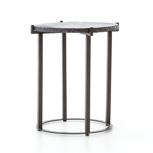 Asher Whistler End Table