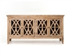 Azalea 4 Door Sideboard -Dogwood
