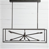 Camden Jaxon Rectangular Chandelier